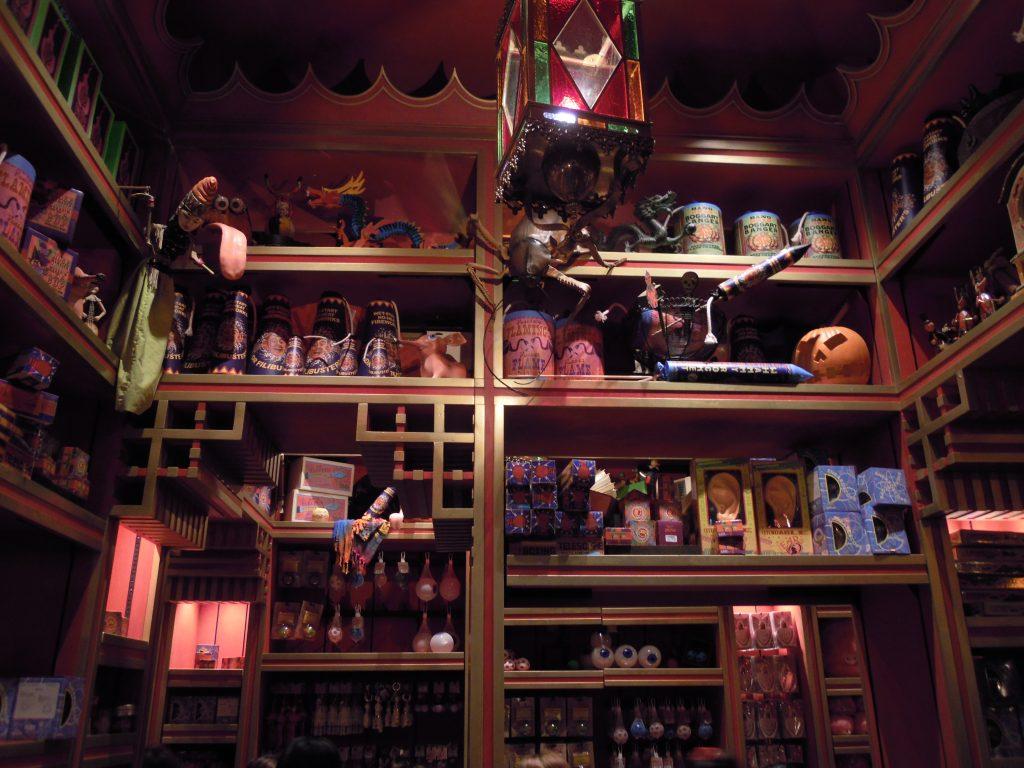 Zonko's Joke Shop, Japan
