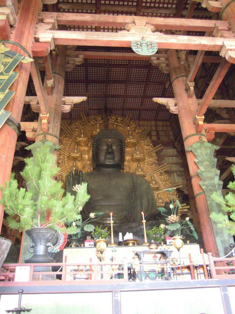 Bronze Buddha Osaka