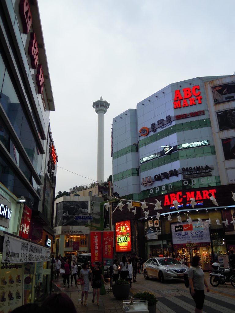 Shooing Busan