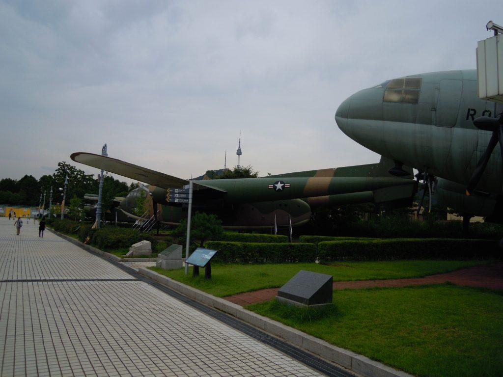 Memorial, Seoul, South Korea