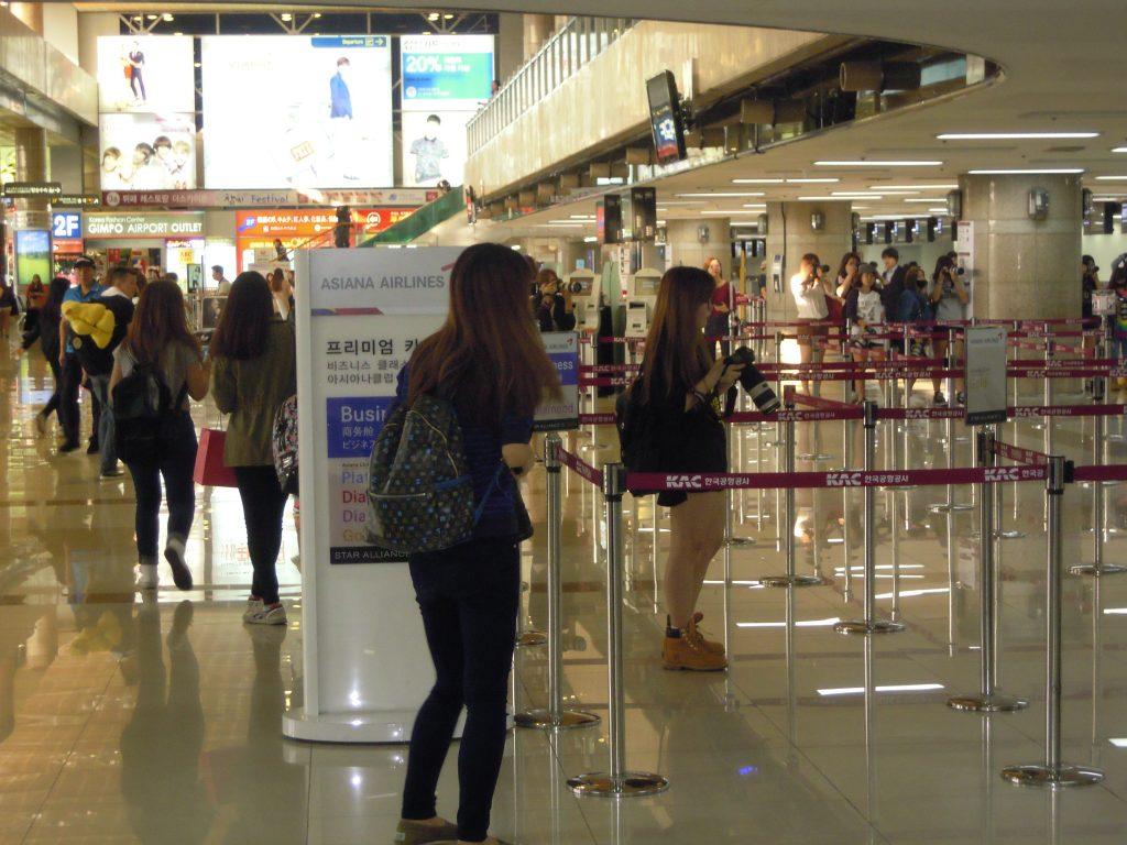 fangirls seoul