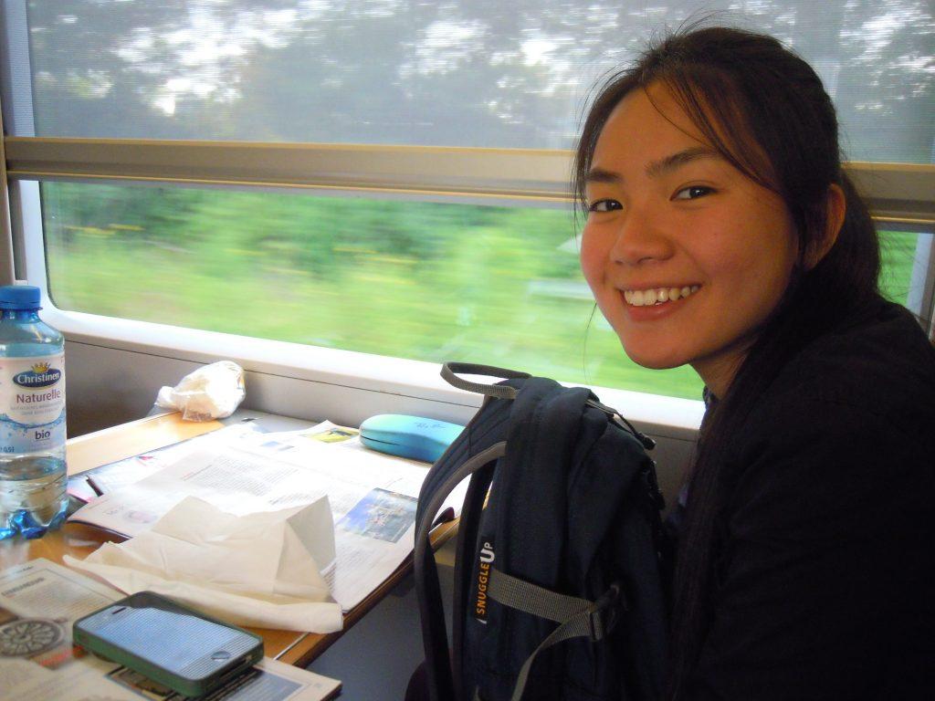 Bus ride Japan