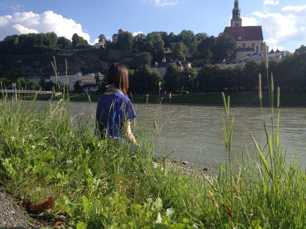 River Salzburg