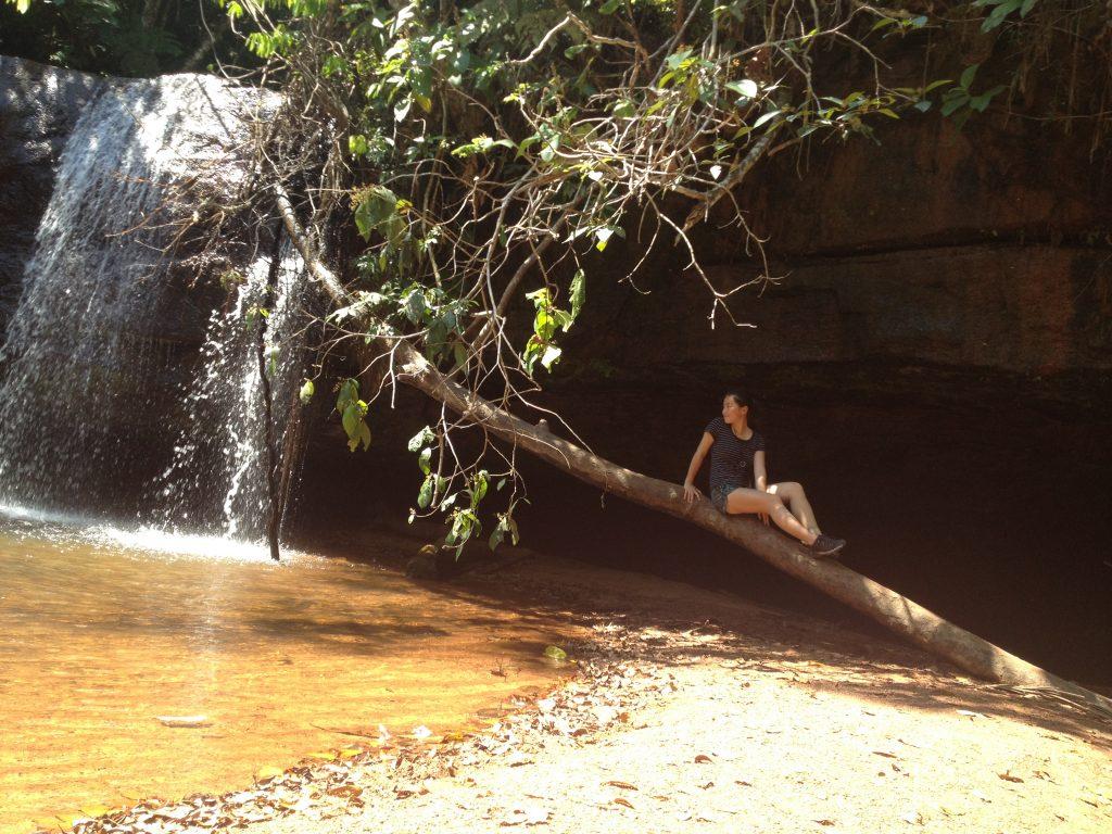 Waterfall, Chapada dos Guimarães