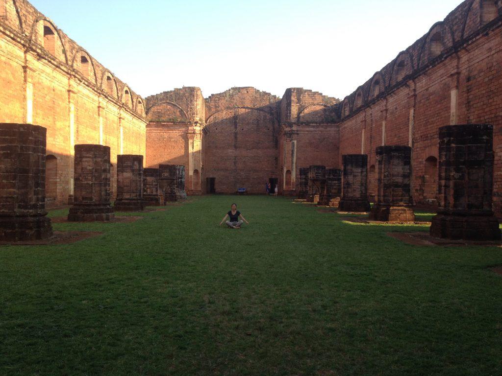 Jesus Jesuit Ruins, Paraguay