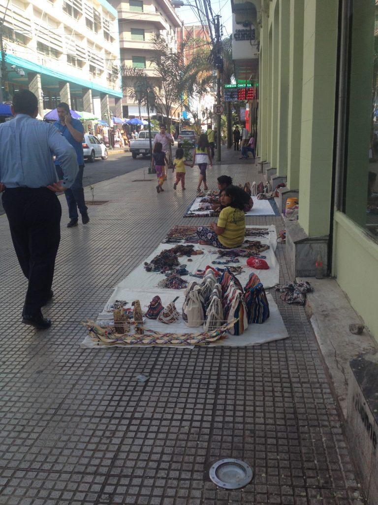 Downtown Asuncion