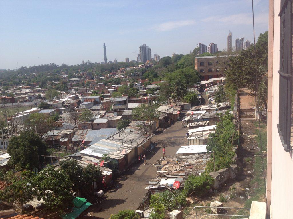 Slum, Paraguay
