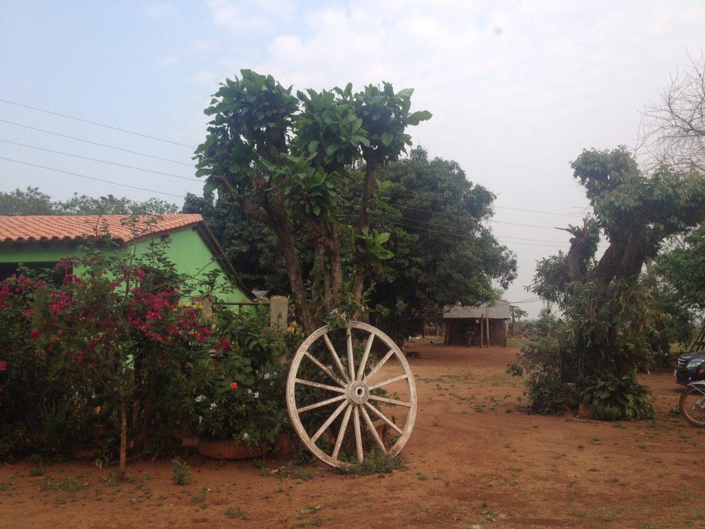 House in Valenzuela, Paraguay
