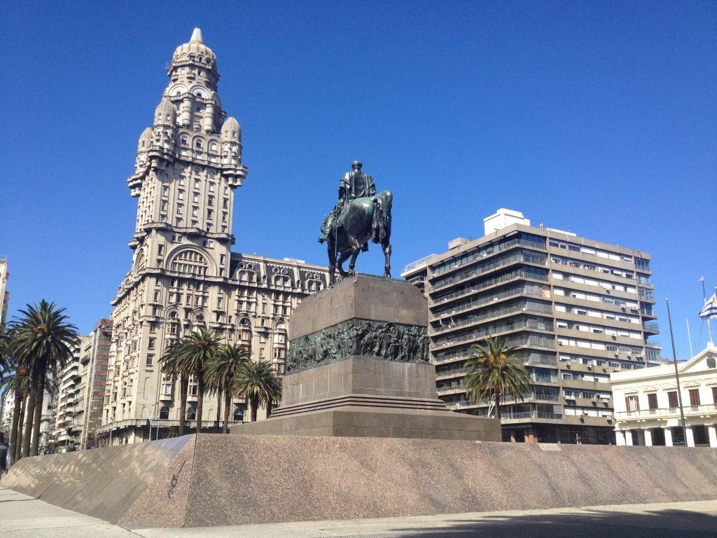 Plaza, Montevideo