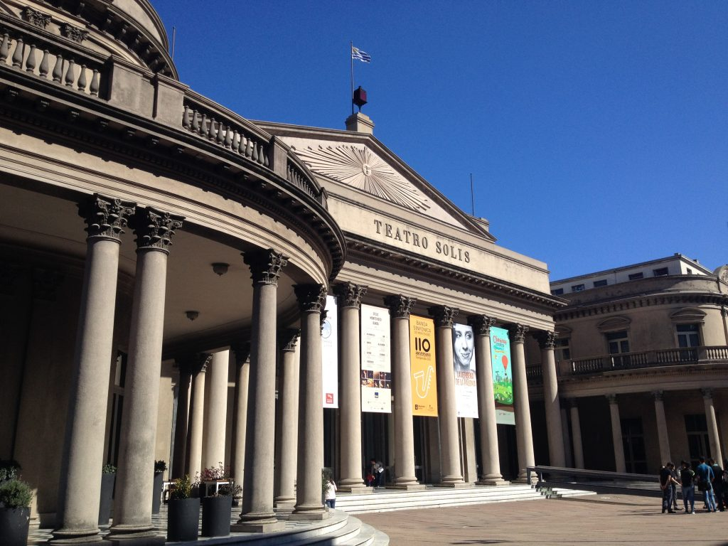 Theatre in Montevideo