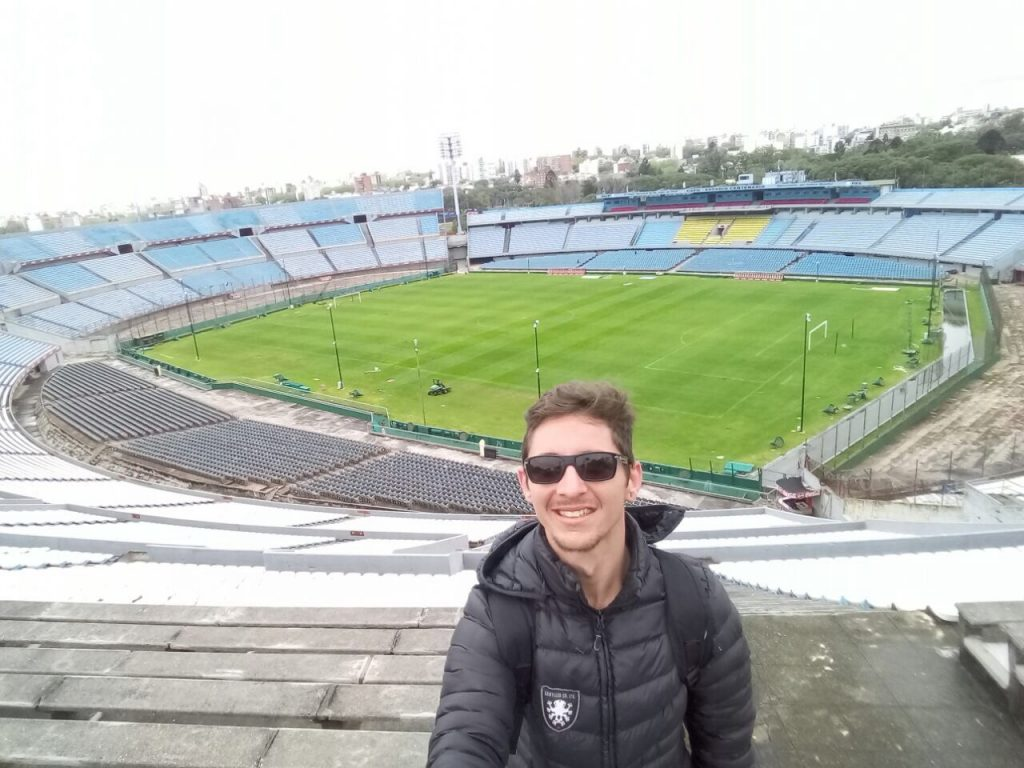 Football Stadium Uruguay