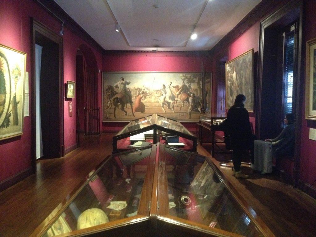Museo Histórico Nacional, Casa de Fructuoso Rivera