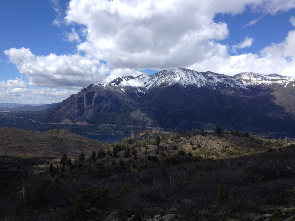 Hiking Refugio Frey