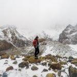 Los Glaciares National Park. El Chalten