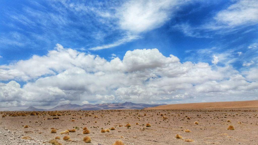 Landscape Potosi, Bolivia
