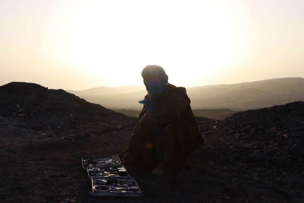 sahara desert seller