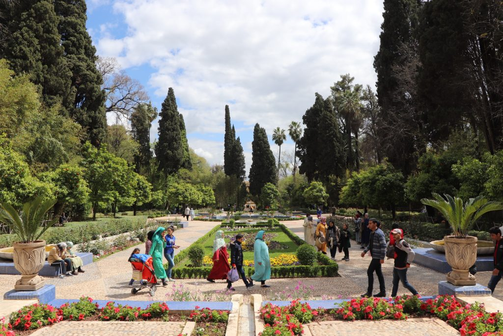 gardens fes