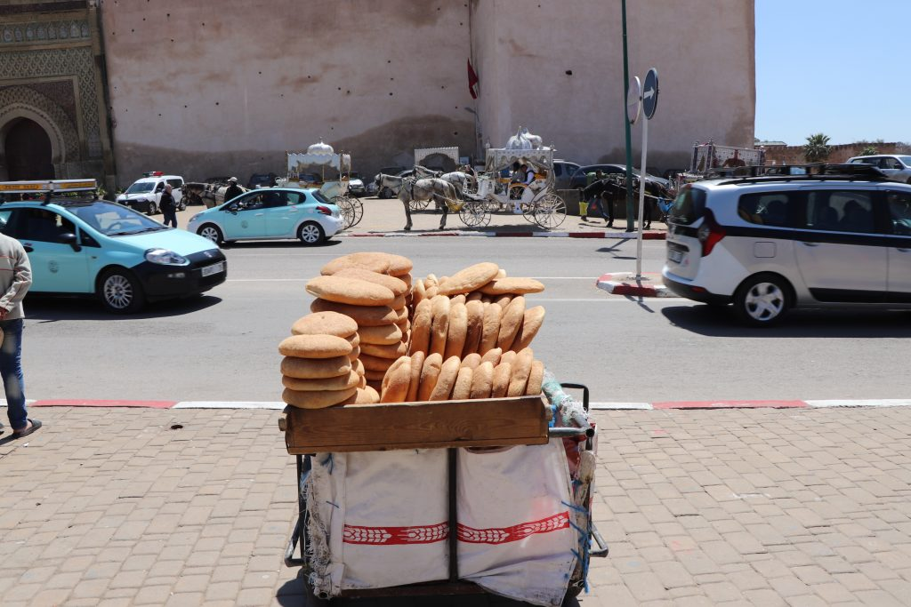 food bread morocco