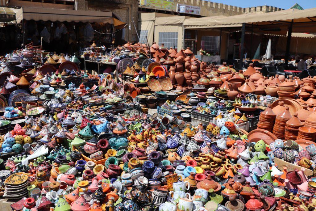 Pottery morocco