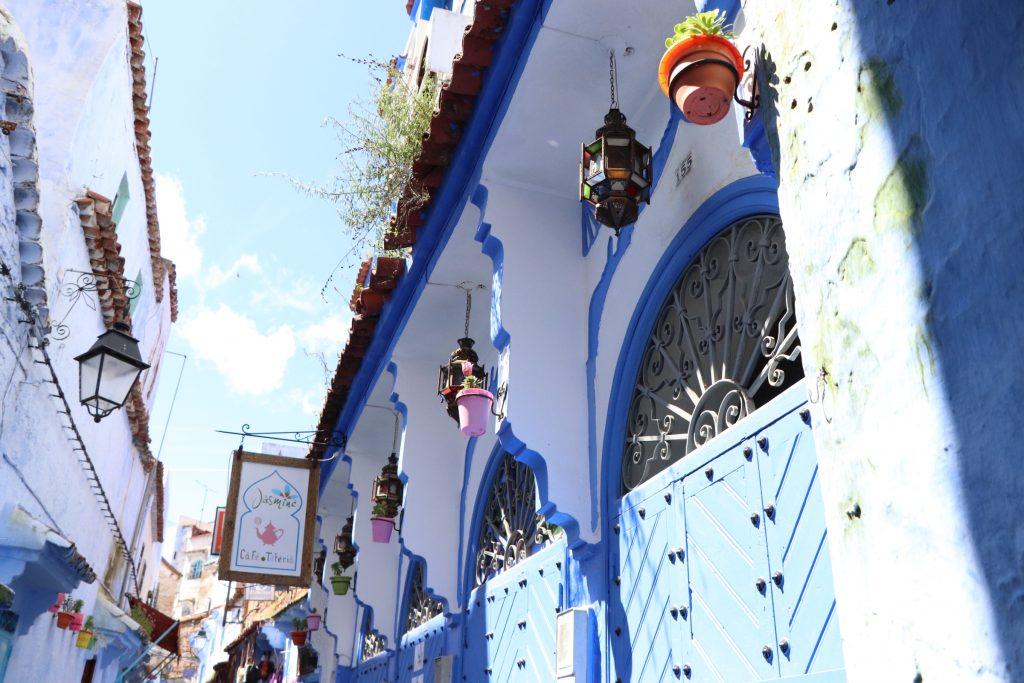 Blue city Chefchaouen