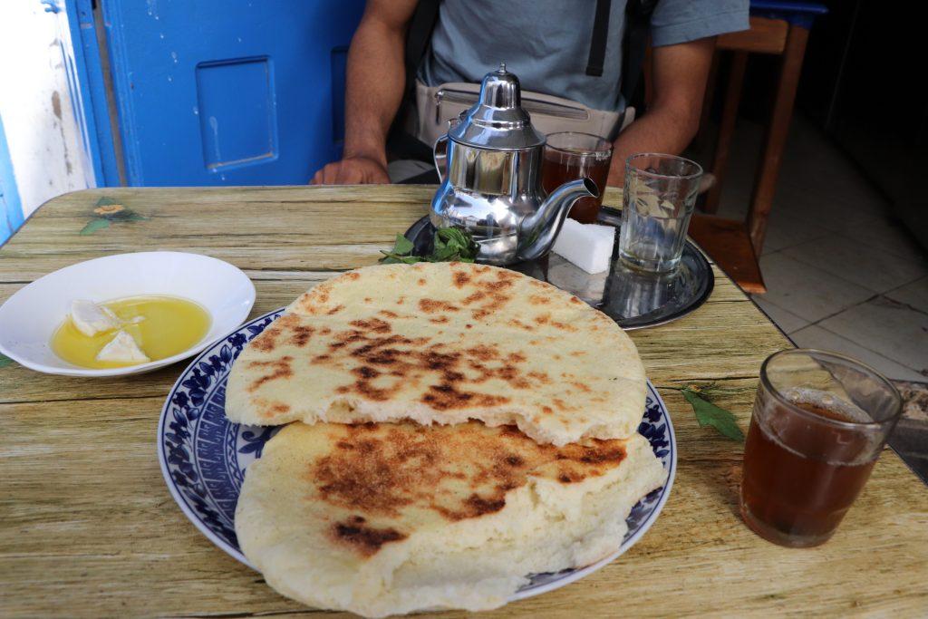 breakfast morocco