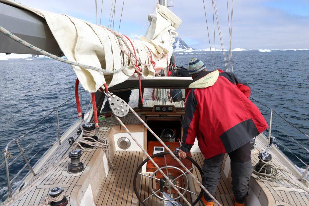 Sailing Antarctica Trip