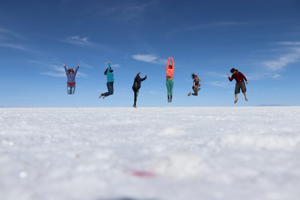 Biggest Salt Flat on Earth
