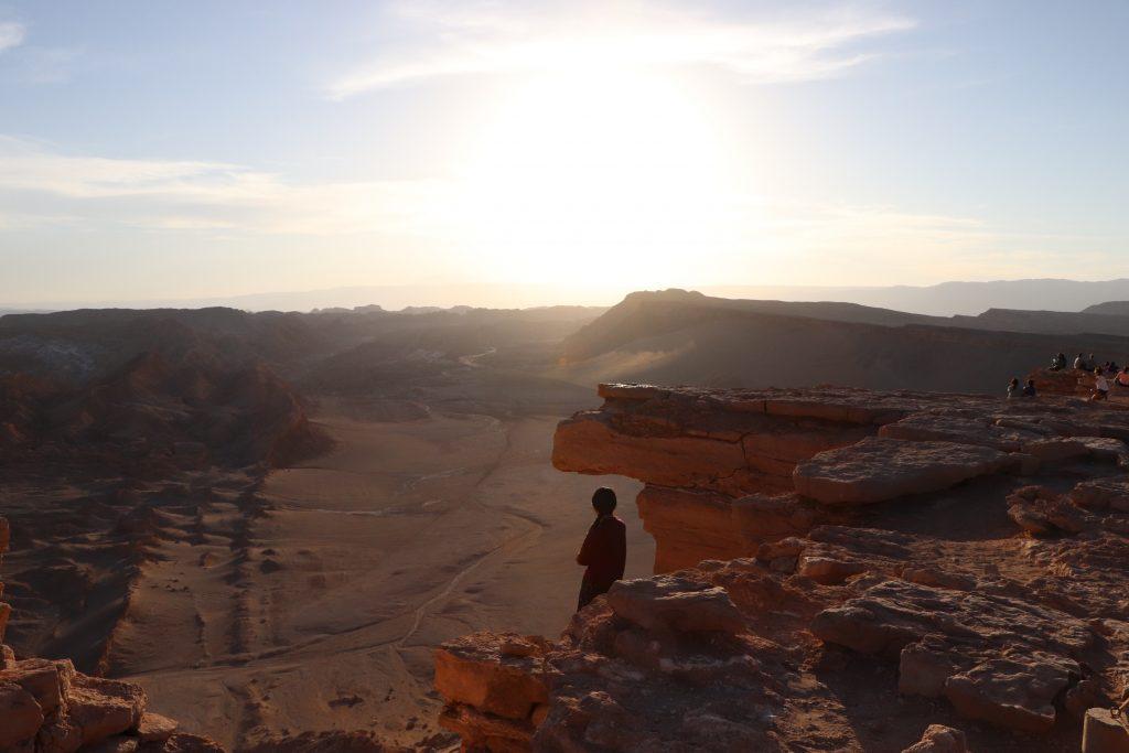 Atacama Desert, Coyote Rock