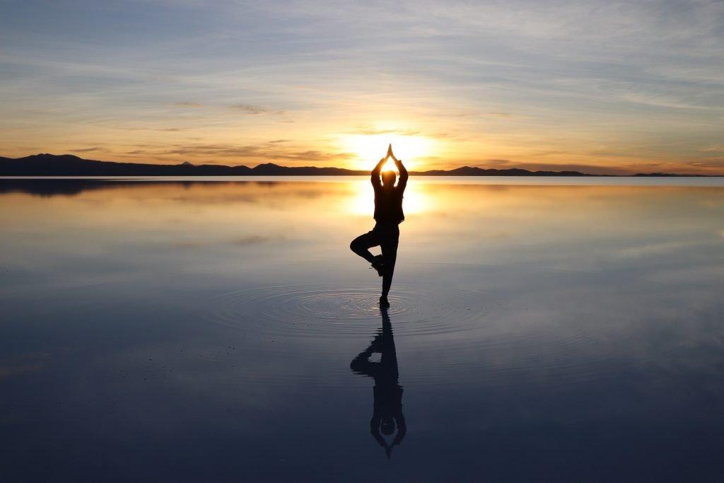 Yoga Salar de Uyuni