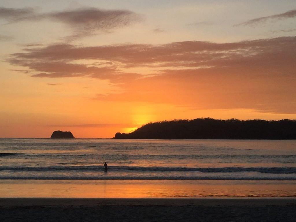 sunset latin america