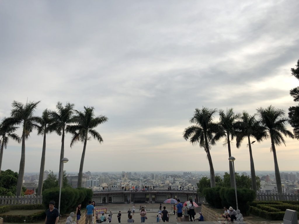 Overview Changhua City