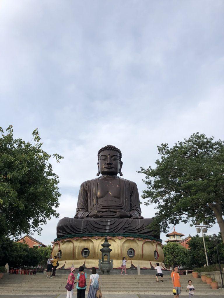 Buddha Statue Taiwan