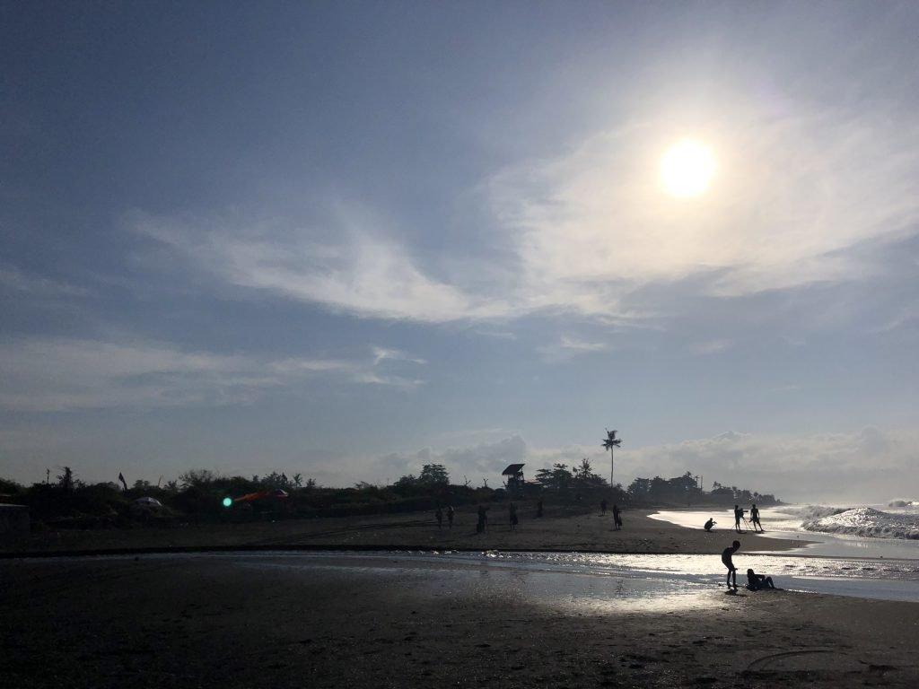 Keramas Bali Indonesia