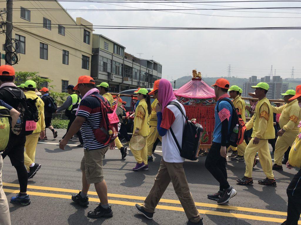 Mazu Festival Taiwan