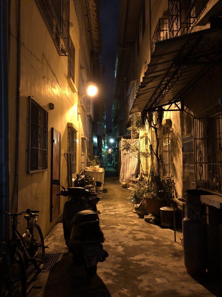 Street photography in Taiwan