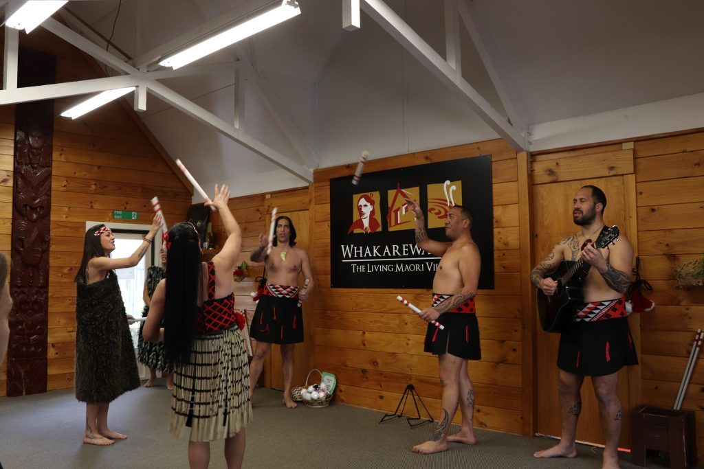 Maori Village, Rotorua