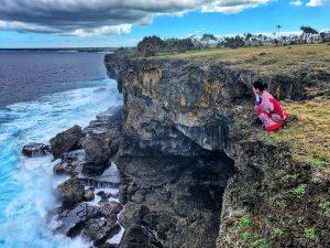 Lookout in Tonga