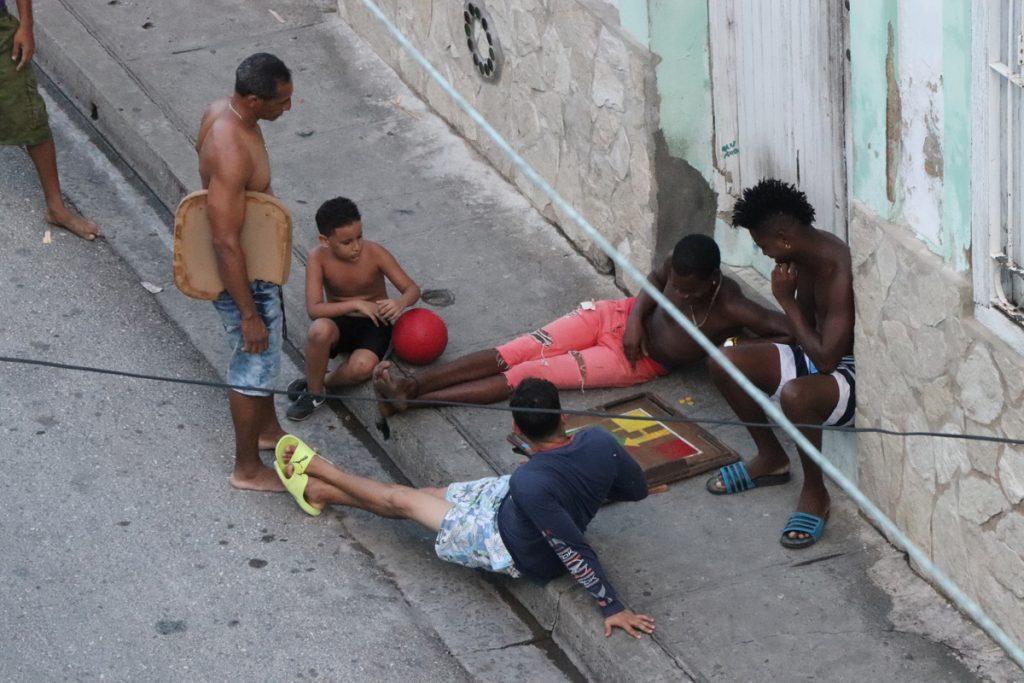 Street life Santiago de Cuba