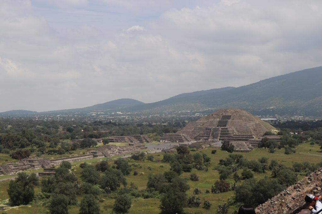 Teotihuacan city
