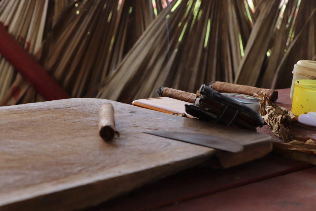 Vinales Tabacco plantage