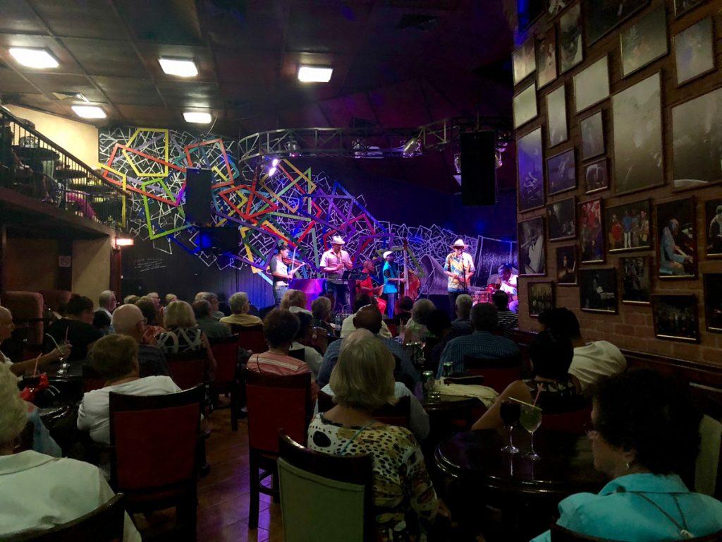 Jazz Club Cuba