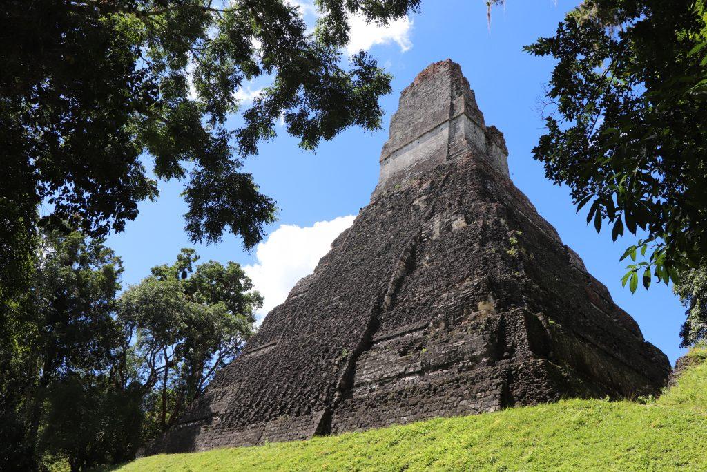 Maya ruins Guatemala