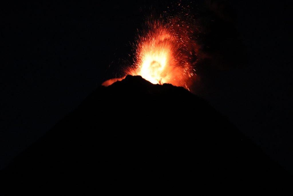 Volcano Acatenango