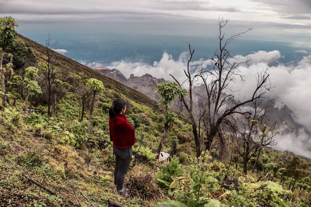 Volcano Santa Maria