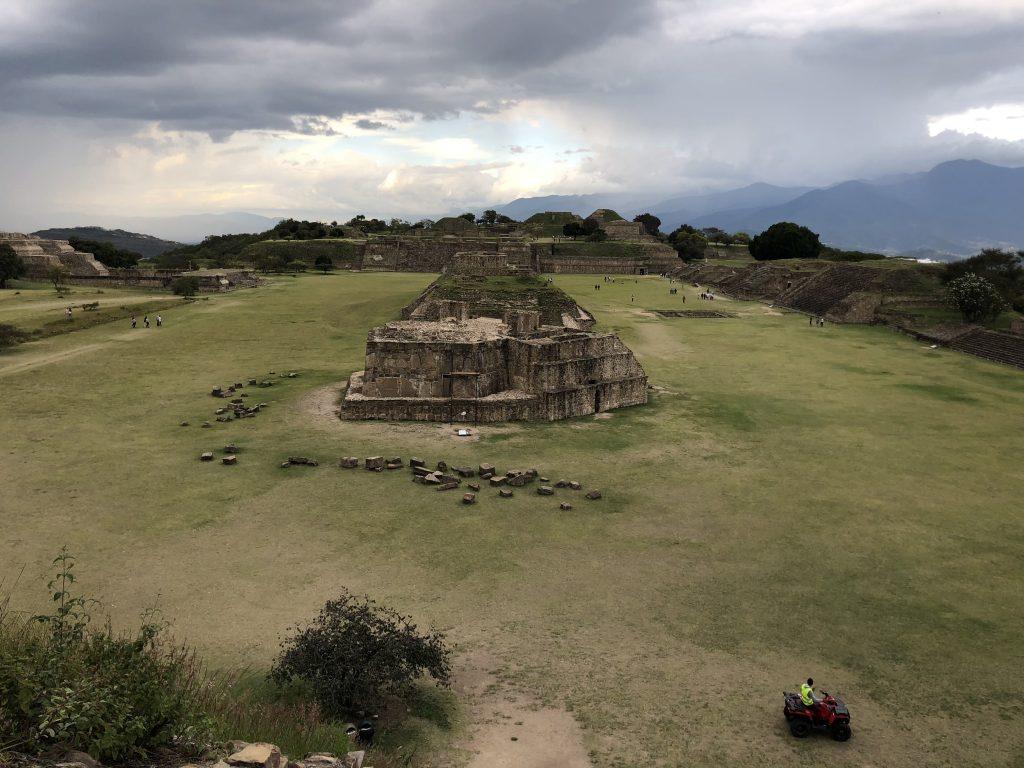 archaeological site Oaxaca