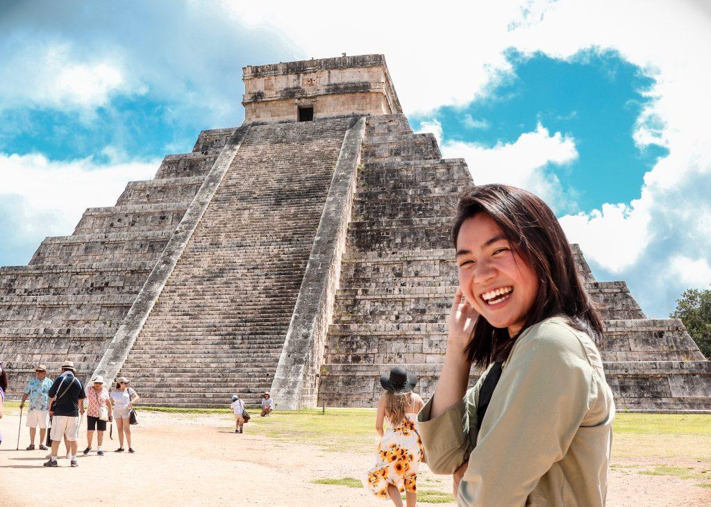 Ruins Yucatan
