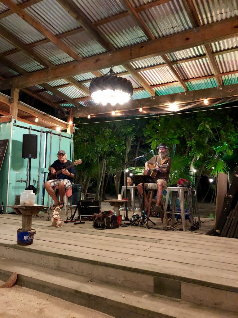 Live Music Belize