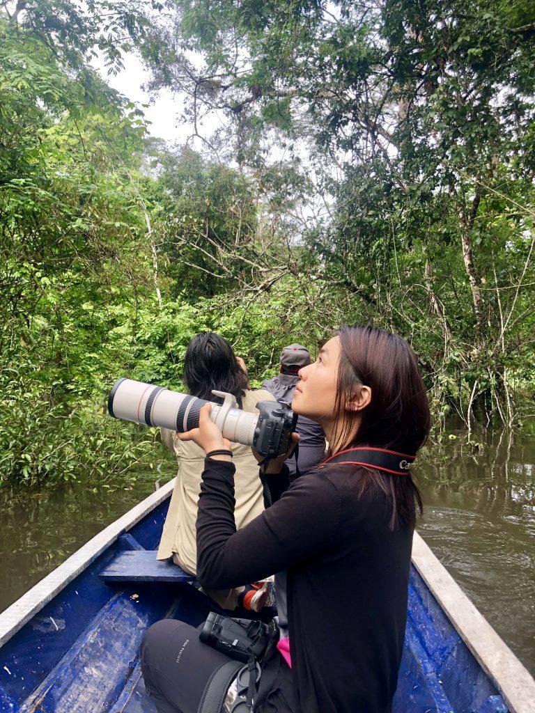 Amazonia tourism