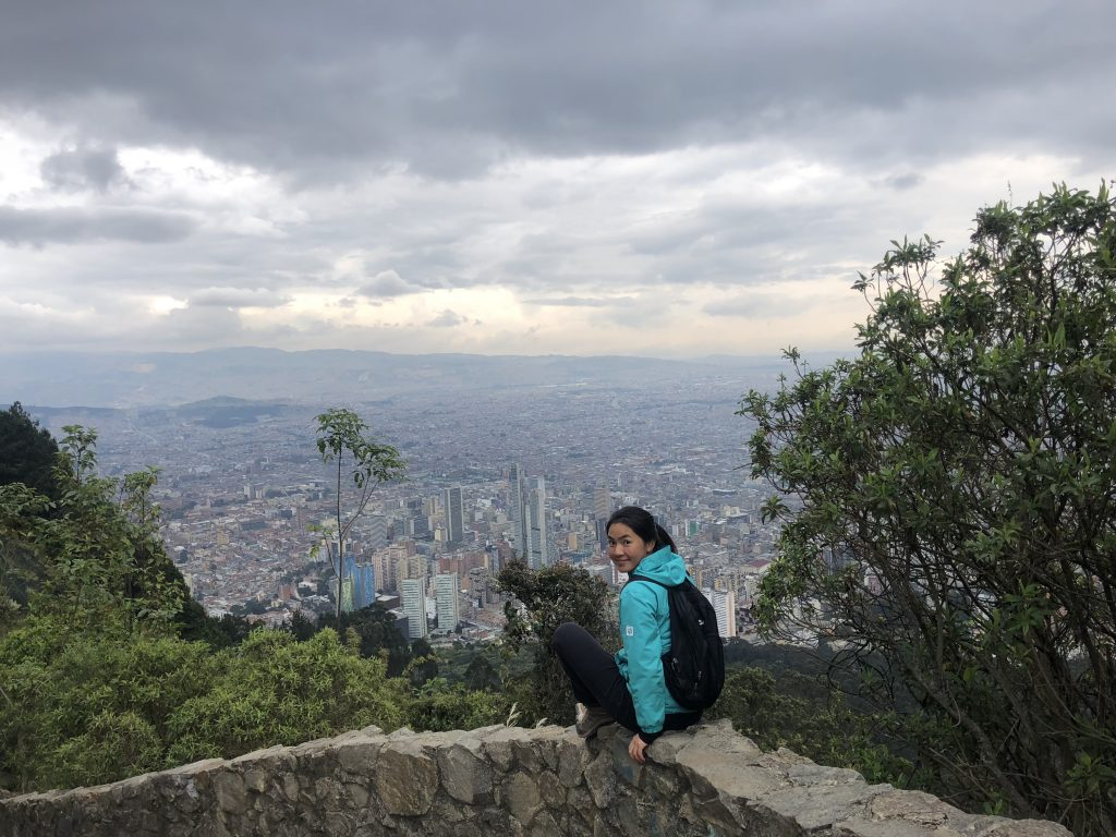 view point of bogota