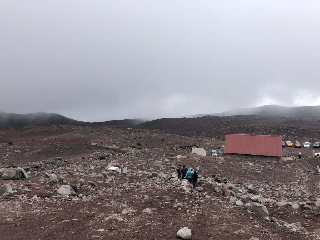 refugio carrel ecuador